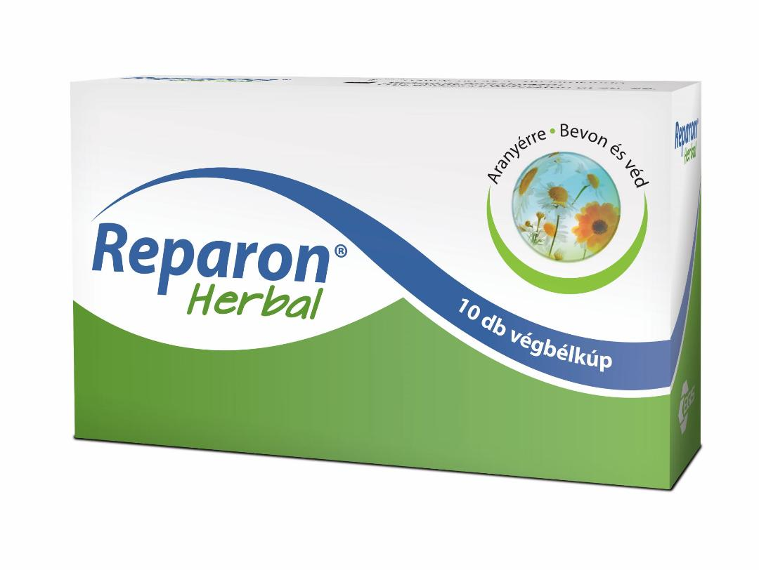 Reparon Herbal végbélkúp