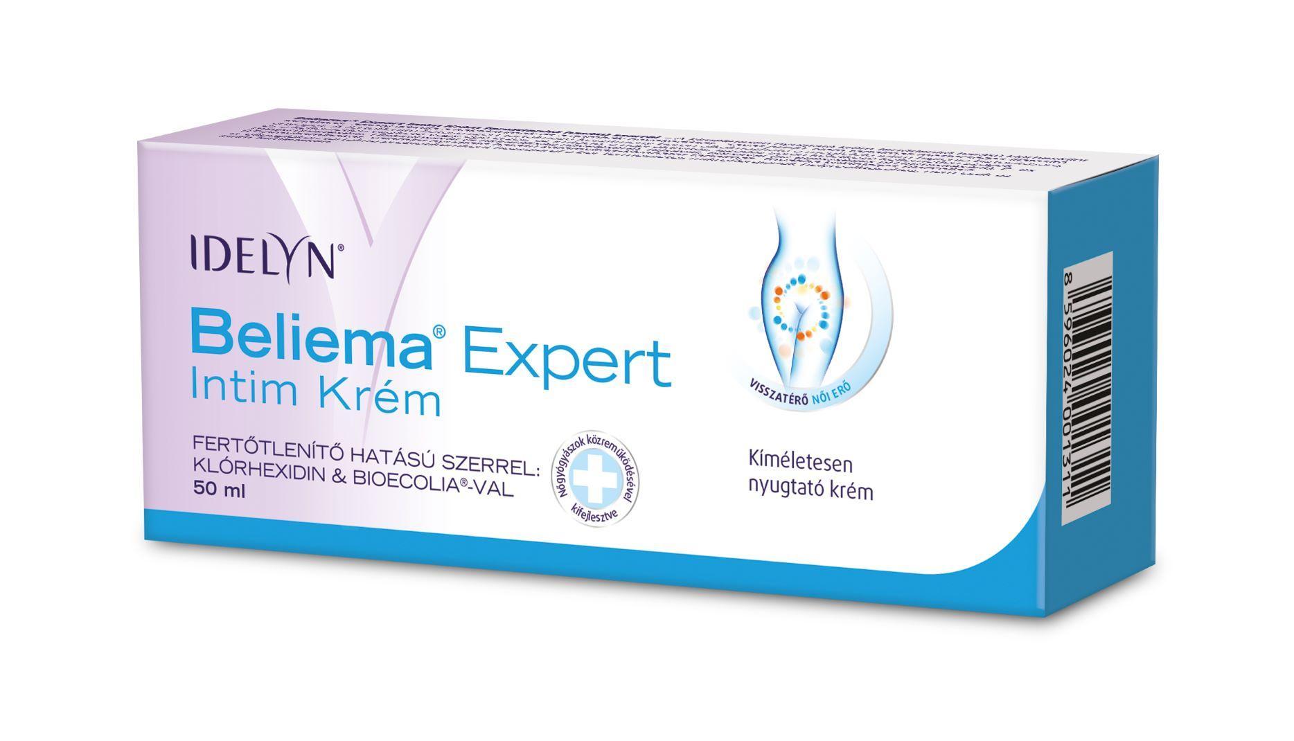 Idelyn Beliema Expert intim lemosó 200ml