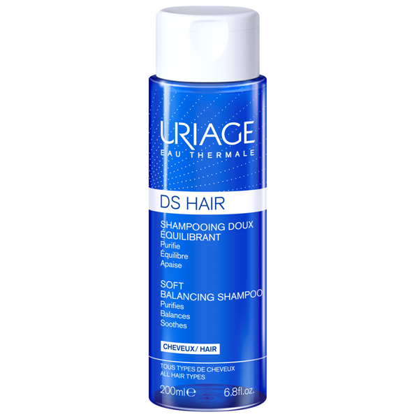 Uriage DS Hair sampon kímélő